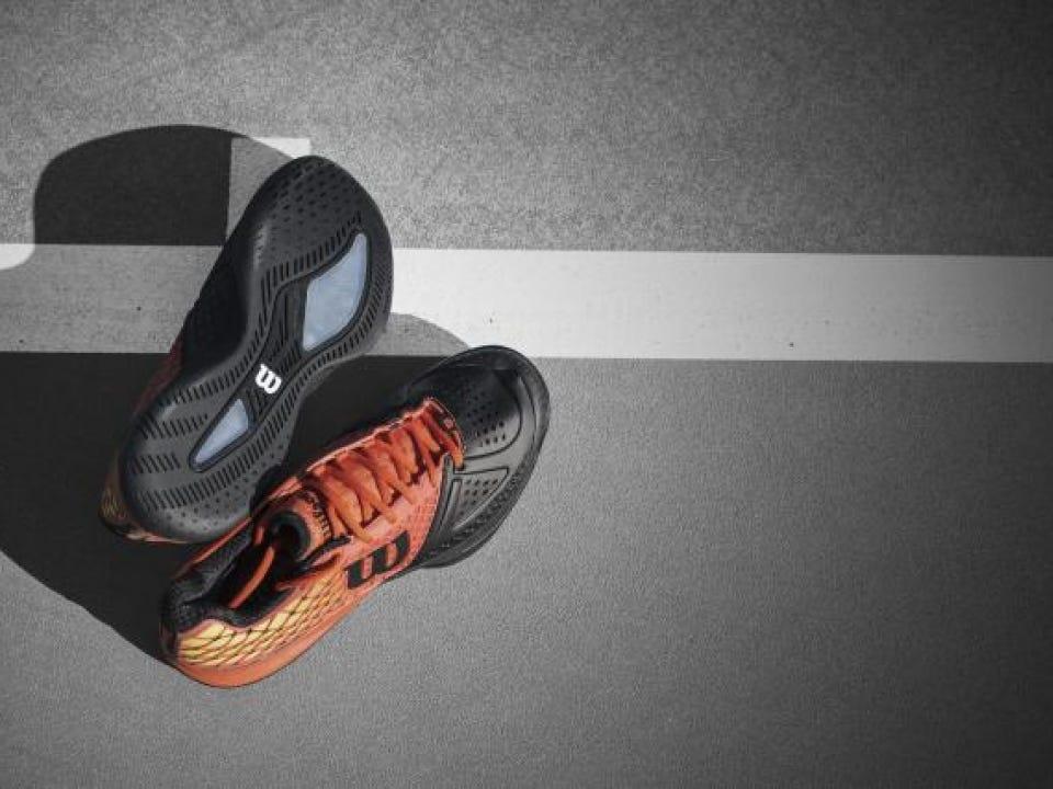 Wilson Glide Tennis Shoe