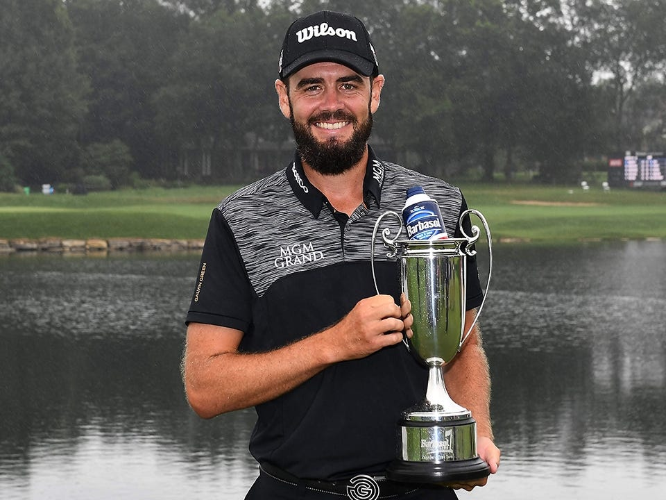 Troy Merritt Secures 2nd PGA TOUR win at Barbasol Championship