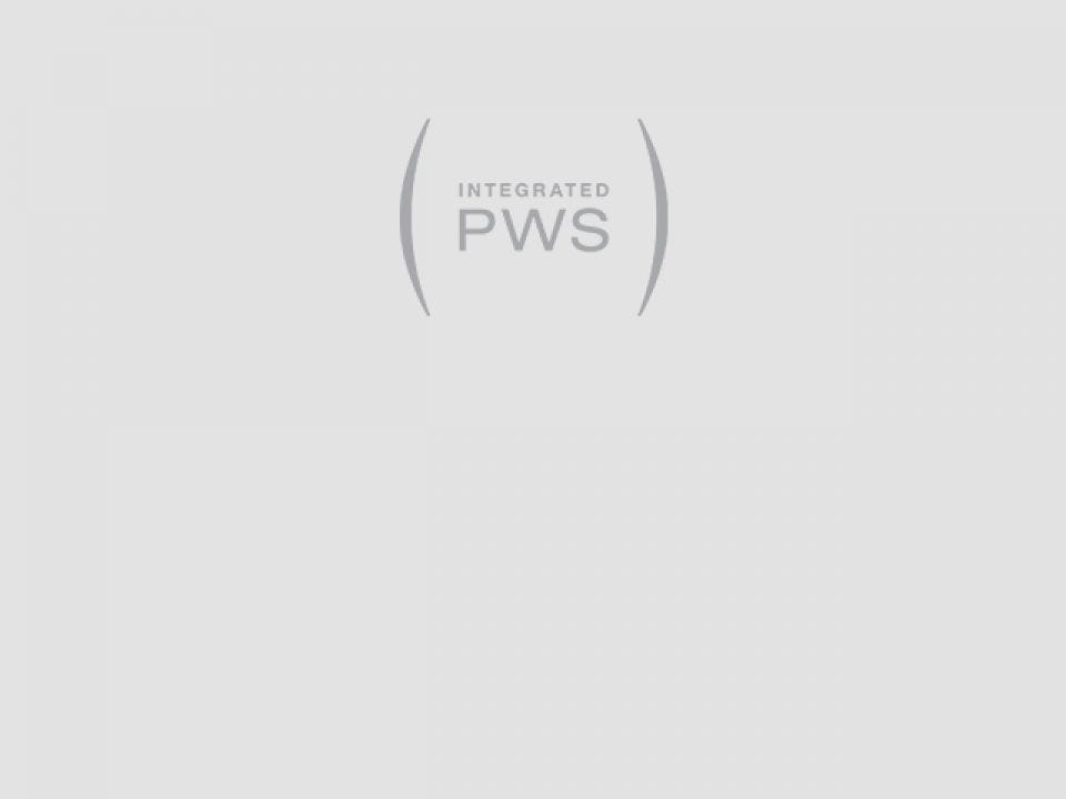 <h2>1. Integrated PWS</h2>
