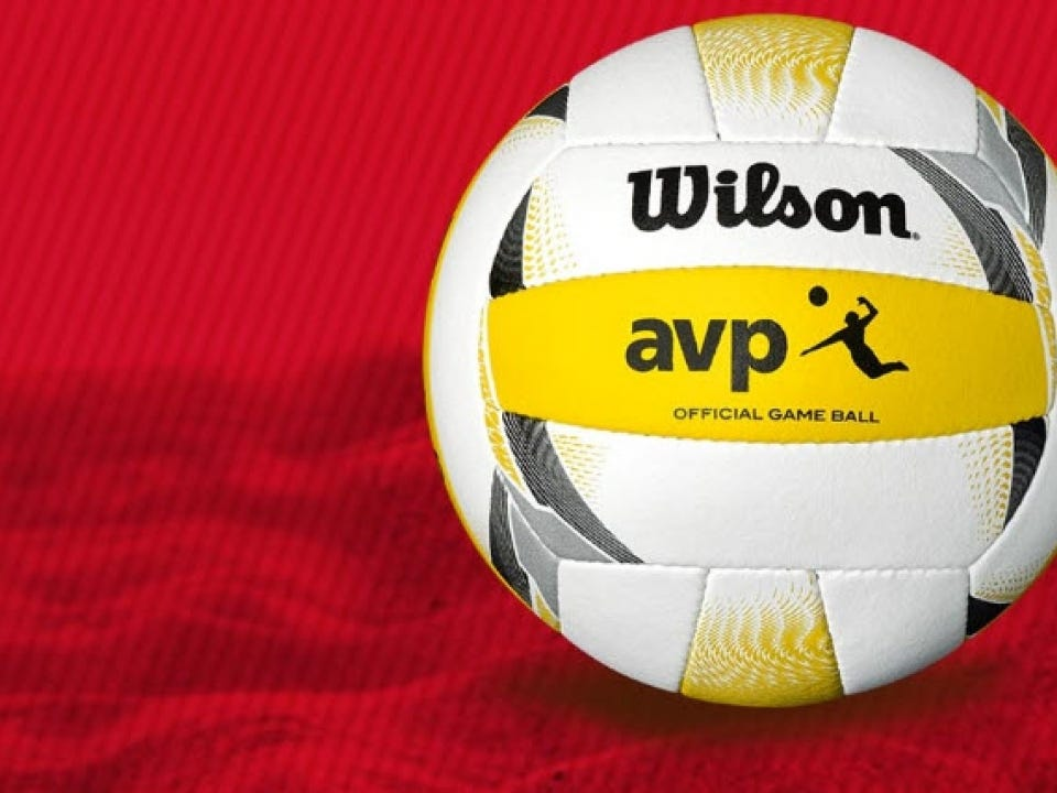 New AVP Volleyball