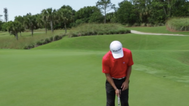 Putting Distance Control Drill