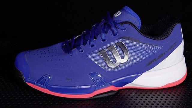 brand new 39b54 570ad Rush Pro 2.5 Tennis Shoe   Wilson Sporting Goods
