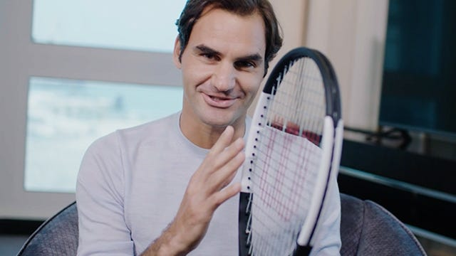 Pro Staff RF97 Autograph Tennis Racket | Wilson Sporting Goods