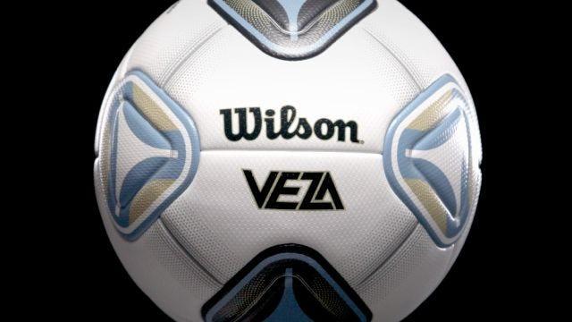 Veza Soccer Ball   Wilson Sporting Goods