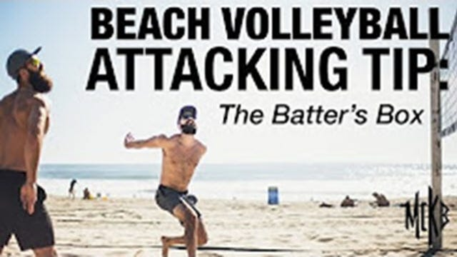 Volleyball Attackers Tip