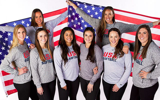 Team USA Athletes